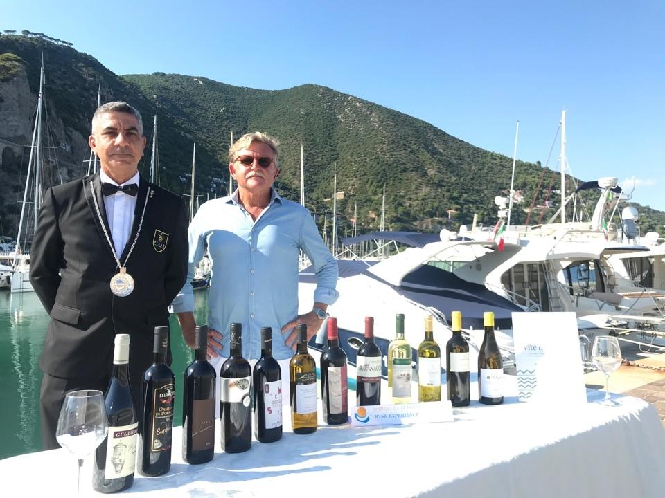 Vite in Riviera e Marina di Alassio wine experience