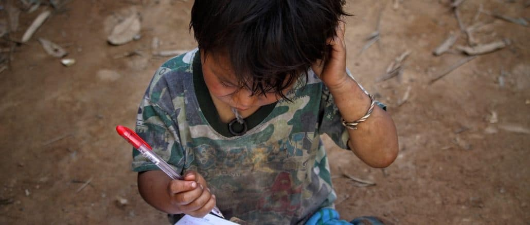 bambini povertà