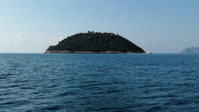 isola Gallinara di Albenga