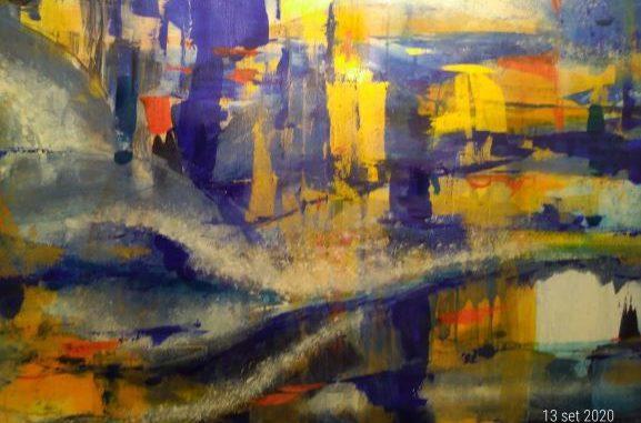 mostra Pansera Una delle opere in esposizione (Foto Daros)