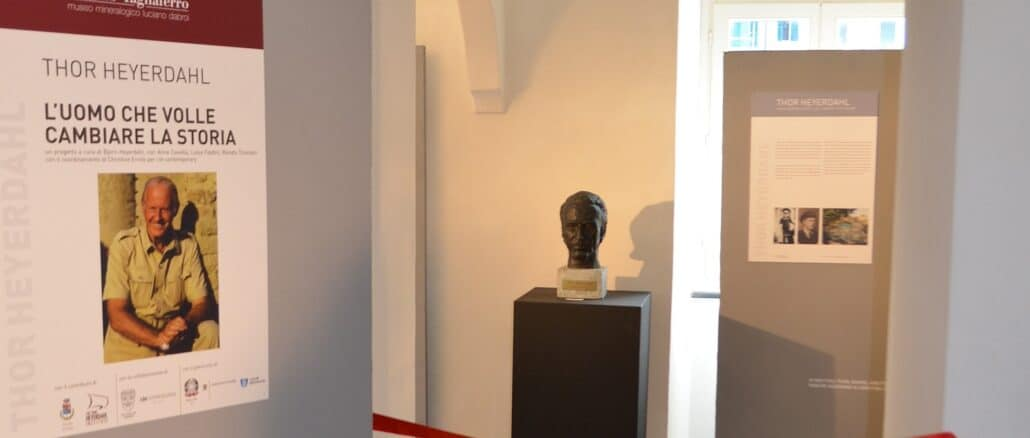 Andora - Palazzo Tagliaferro - Thor Heyerdahl