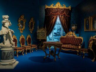 Genova Palazzo Reale mostra Mogano ebano oro
