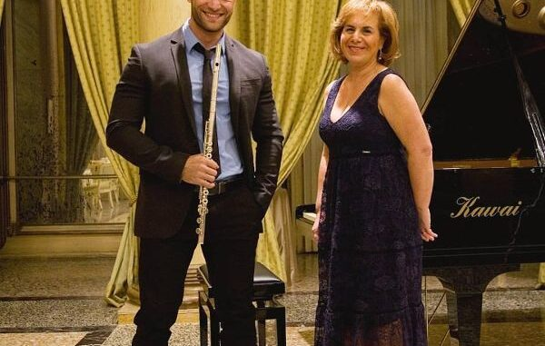 Il duo Art Music Youkali