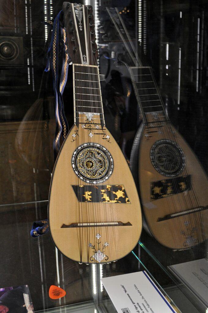 Il mandolino di Fabrizio De Andrè