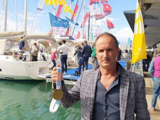 Ilario Simonetta - consigliere delegato allo Sport del Comune di Andora