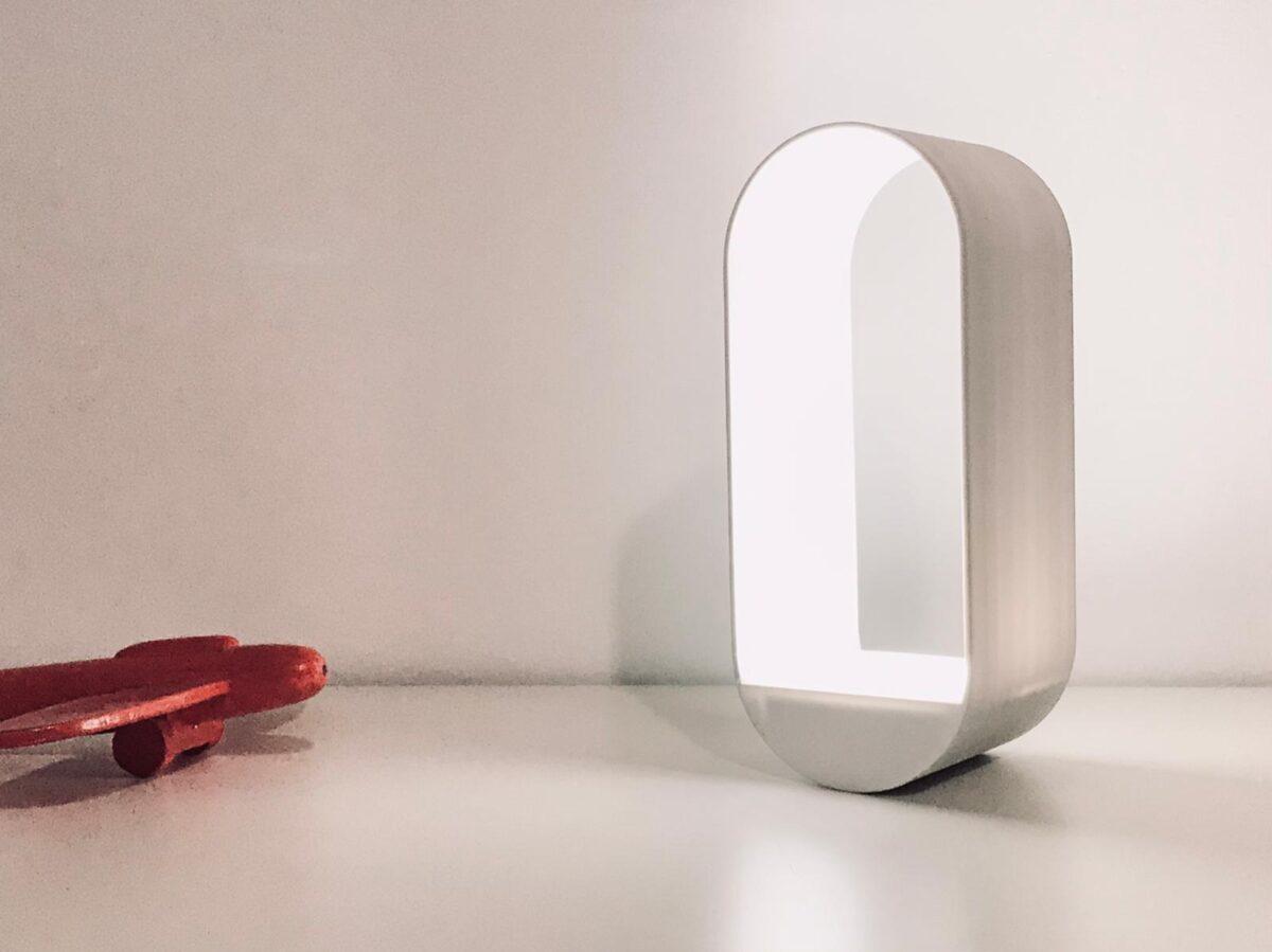 La lampada Misirizzi ideata dal designer Marco Fiorentino