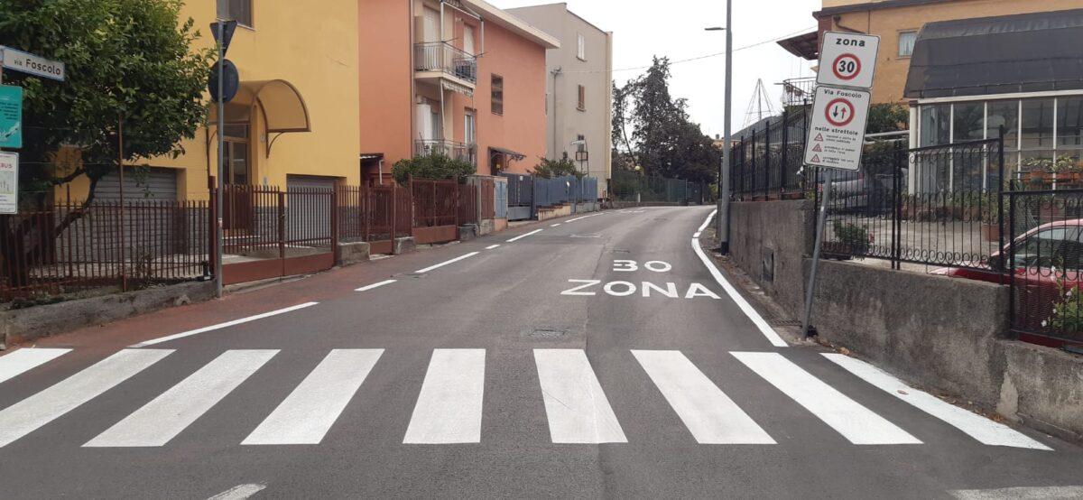 Loano – Via Foscolo