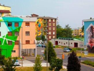 Quartiere Lunetta a Mantova - ph. Giulia Giliberti