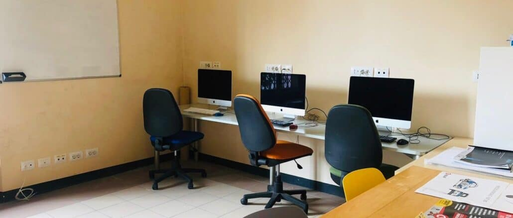Nuova sede Visual School Albenga