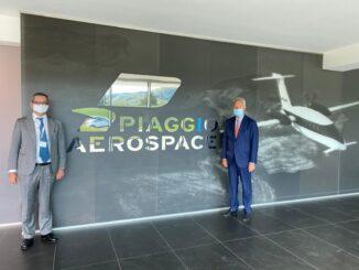 Piaggio Aerospace - Gian Paolo Manzella_Vincenzo Nicastro