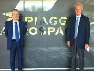 Piaggio Aerospace - Mario Fiorentino_Vincenzo Nicastro