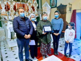 Savona Foto premiazioni premio Coretti
