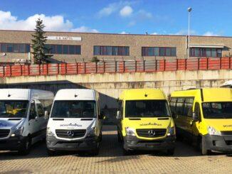 Savona Tpl Linea Nuovi mezzi scuolabus