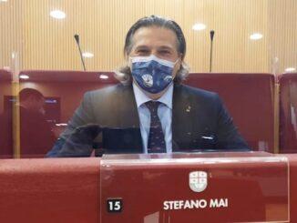 Stefano Mai Lega in Consiglio Regione Liguria