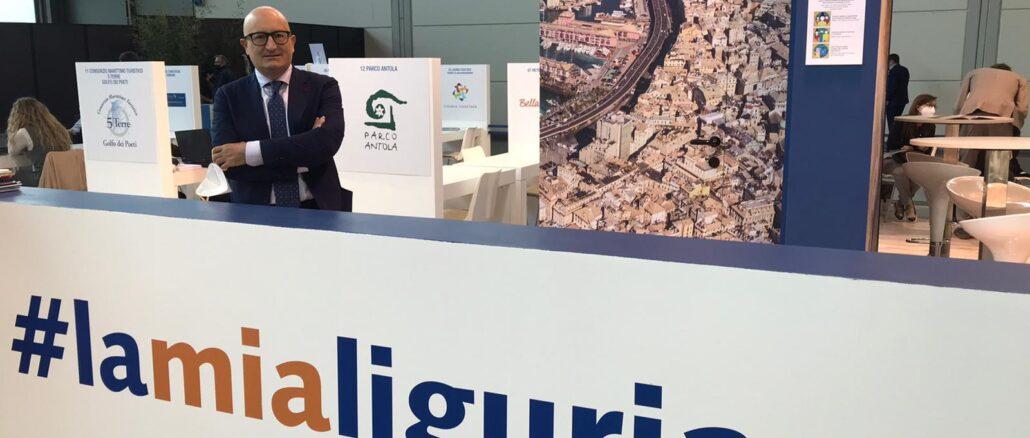 TTG_Rimini - Agenzia In Liguria Pierpaolo Giampellegrini