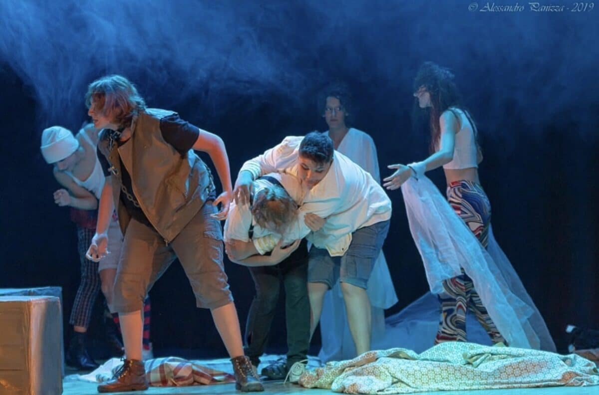 Teatro - Compagnia Barone Rampante - Borgio Verezzi