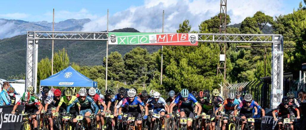 Trofeo Laigueglia Mtb - partenza giovani