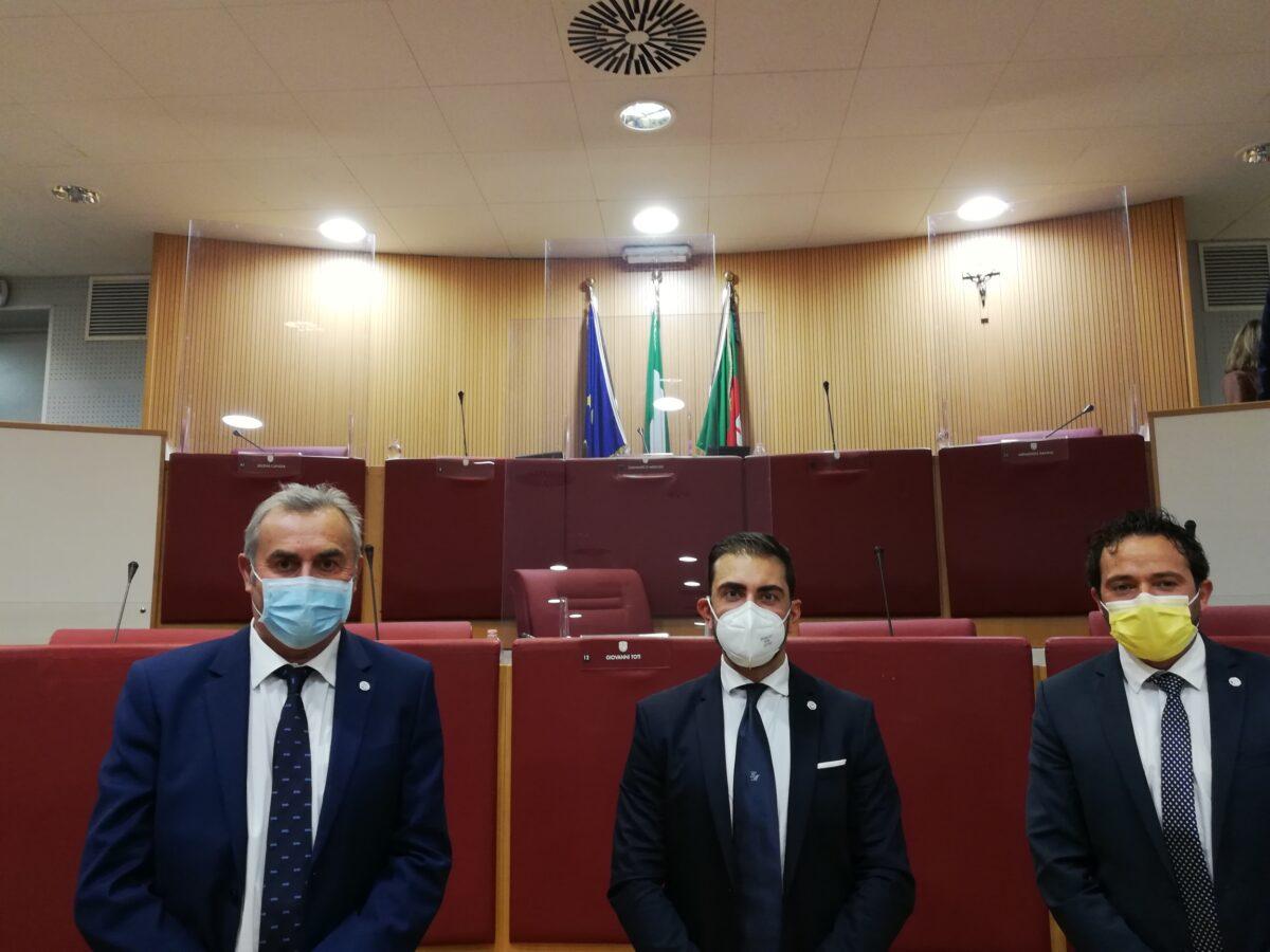 Ufficio di presidenza XI Legislatura Regione Liguria