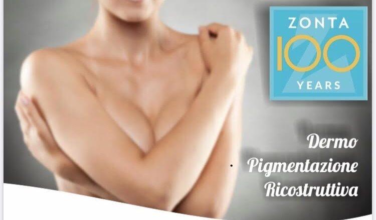 Zonta Club - dermo pigmentazione ricostruttiva