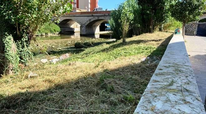 torrente Maremola a Pietra Ligure