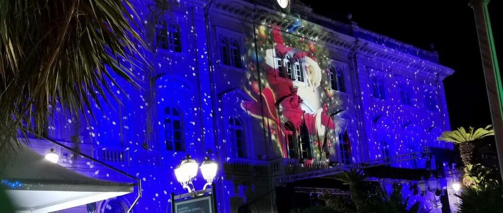 Babbo Natale ad Alassio
