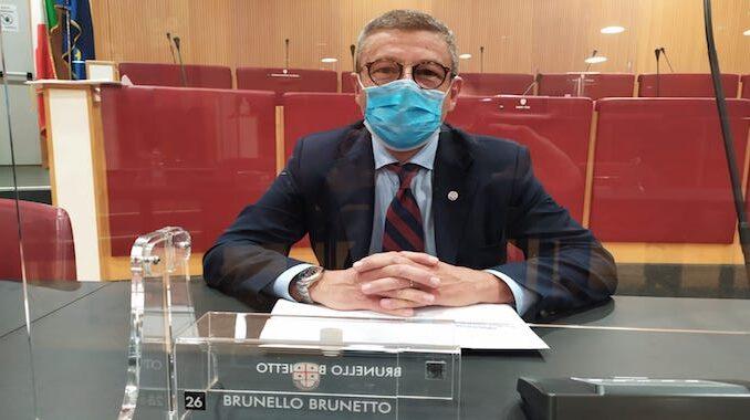 Brunello Brunetto Lega - Consiglio Regione Liguria