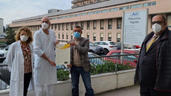 Brunello Brunetto - Ospedale San Paolo di Savona