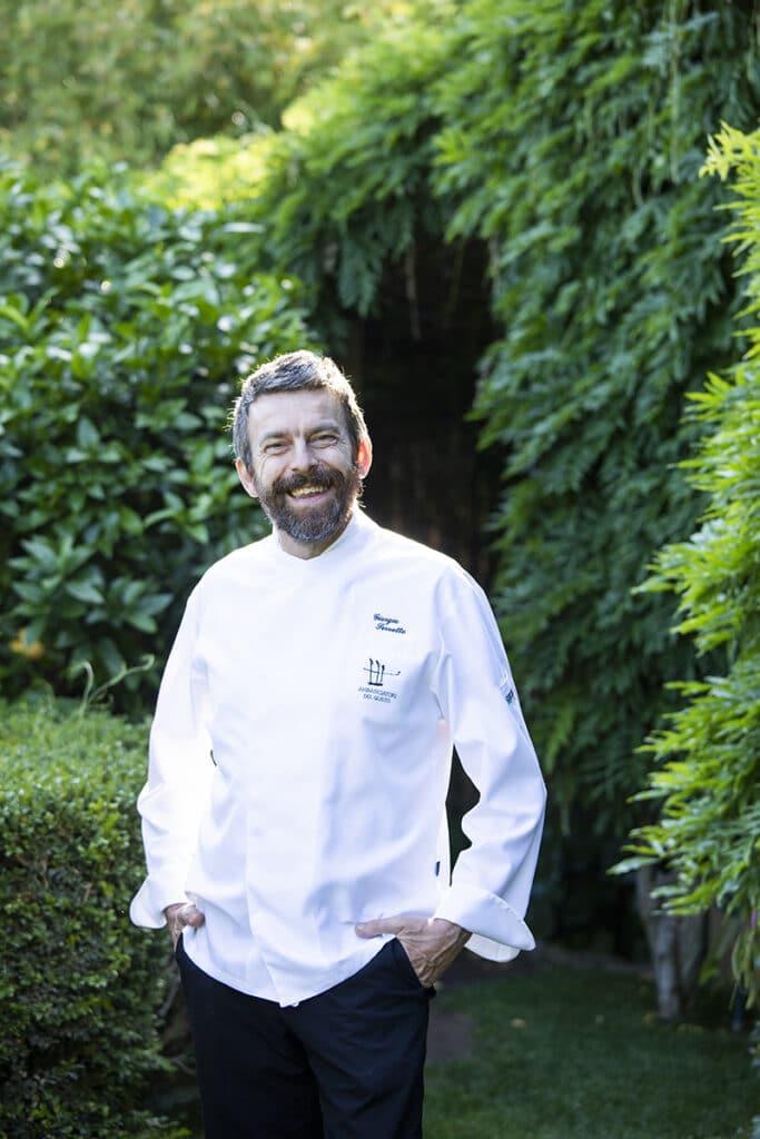 Chef Giorgio Servetto - Ristorante Nove