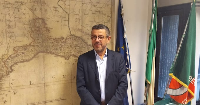 Consigliere regionale Brunello Brunetto