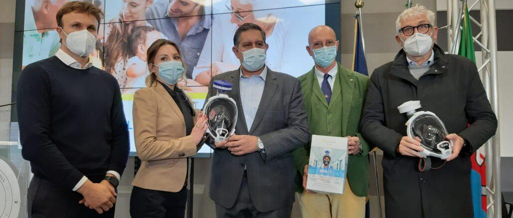 Donazione da Babboleo onlus agli ospedali liguri