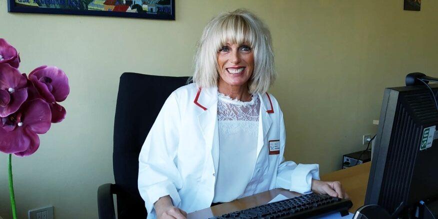 La Dottoressa Roberta Rapetti