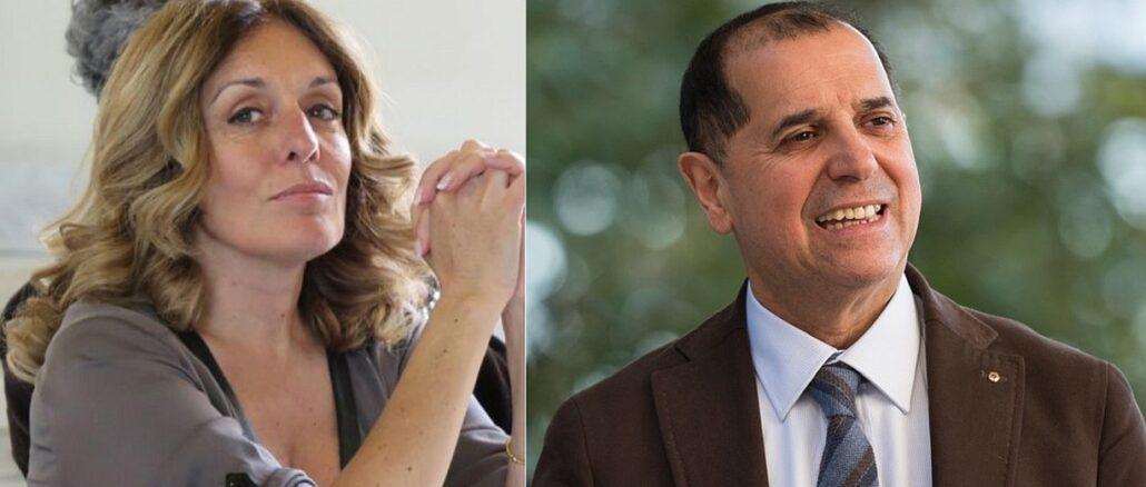 Lilli Lauro e Domenico Cianci