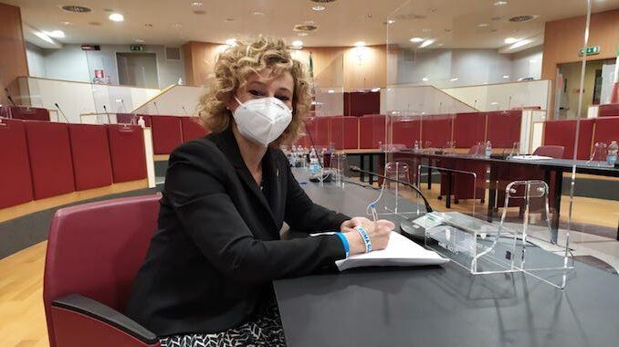 Mabel Riolfo - Consiglio Regione Liguria - Lega