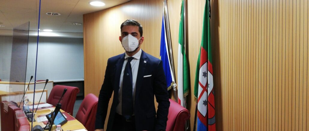 Regione Liguria - Presidente Consiglio Medusei