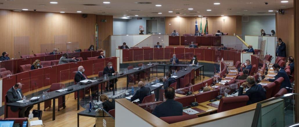 Regione Liguria -foto Consiglio