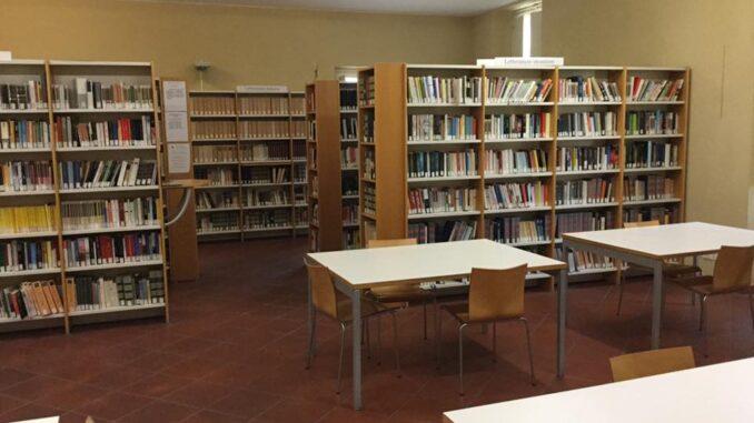 biblioteca comunale di Albenga