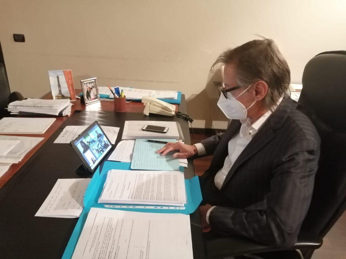 consiglio Comunale Albenga streaming - sindaco