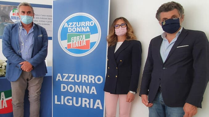 foto- Liguria-azzurrodonna-ForzaItalia