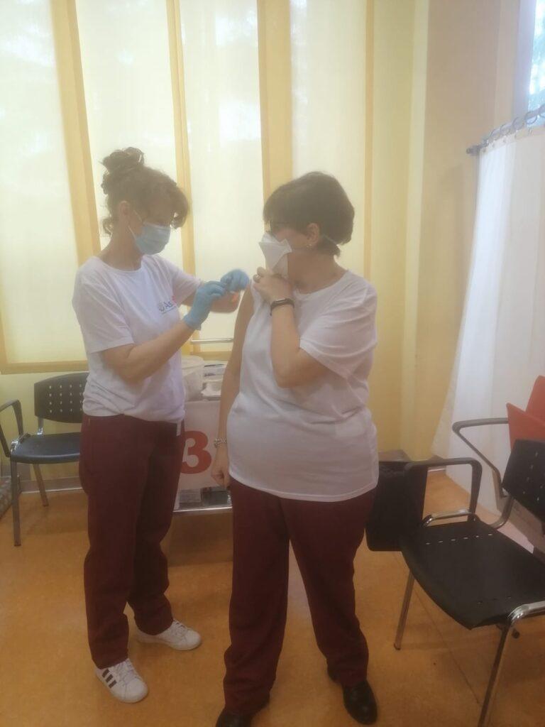 ASL2 savonese covid vaccine day Ospedale San Paolo Savona 03