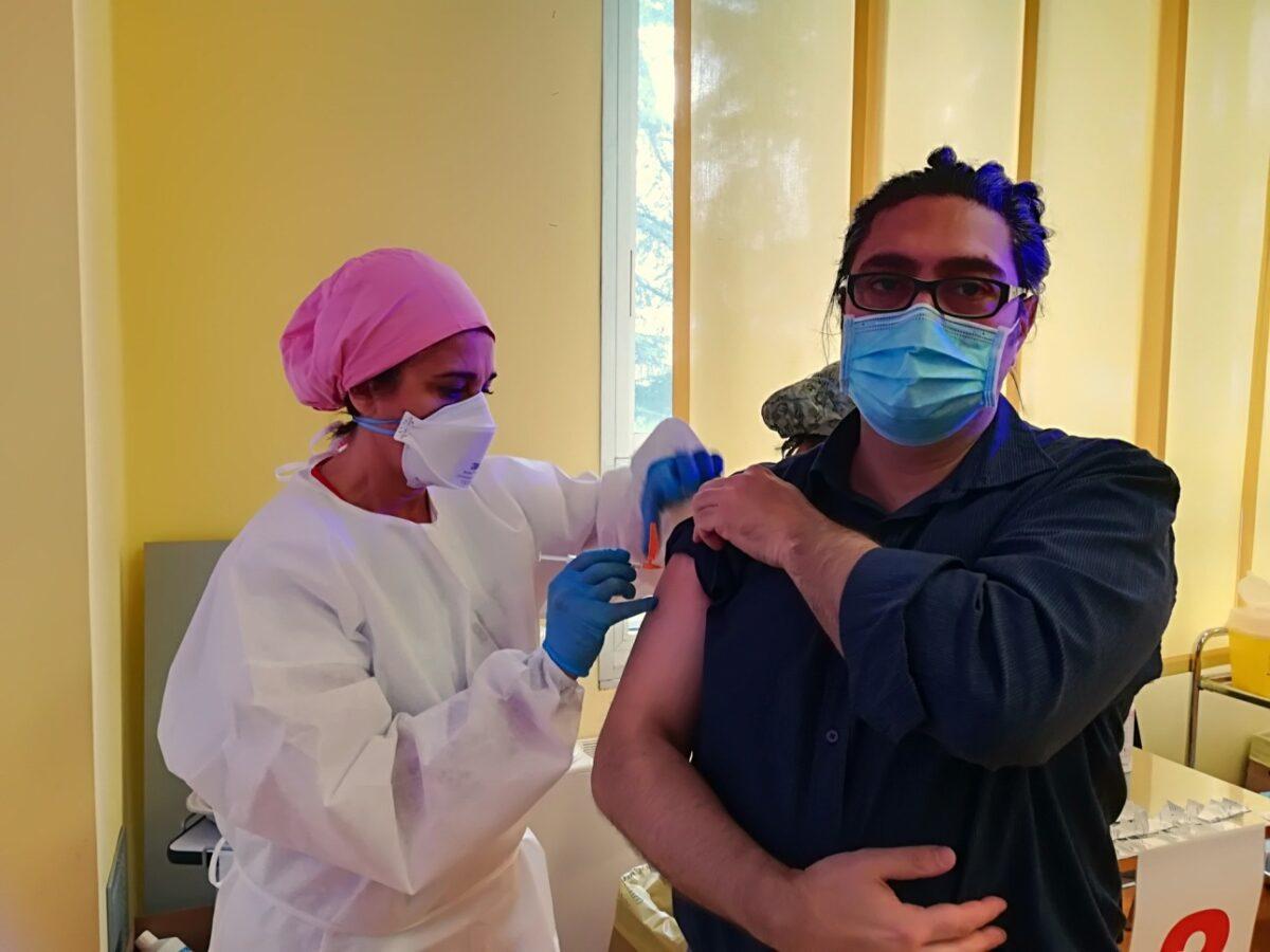 ASL2 savonese covid vaccine day Ospedale San Paolo Savona 06