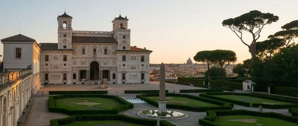 Accademia di Francia a Roma-Villa-Medici