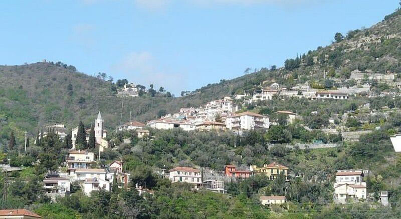 Alassio frazione Moglio