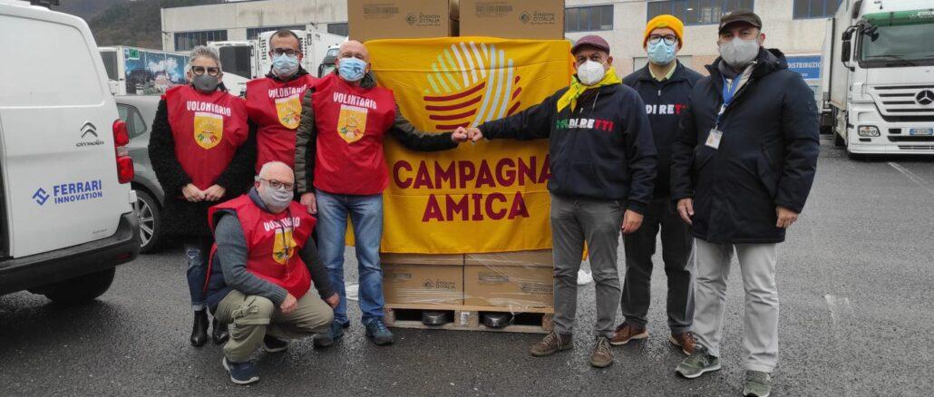Coldiretti Liguria - Campagna amica