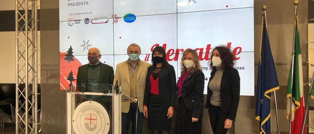 Genova - presentazione Mercatale