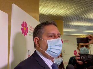 Giovanni Toti vaccini