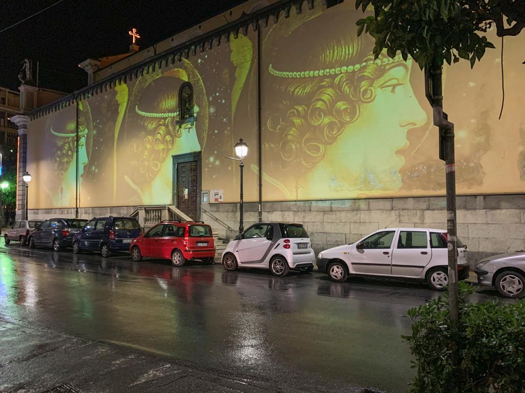 Luminarie natalizie Alassio 2020 - SantAmborgio