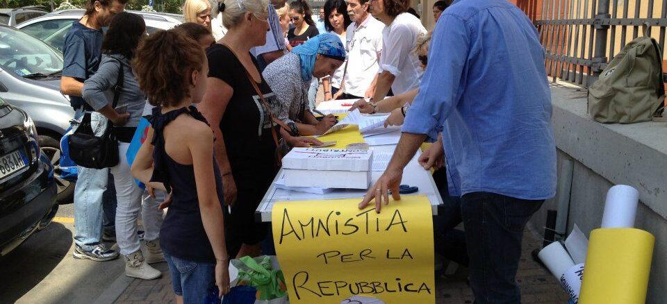 Partito Radicale amnistia marassi 2011