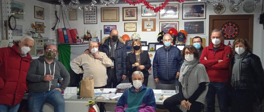 Protezione Civile Alassio - Natale