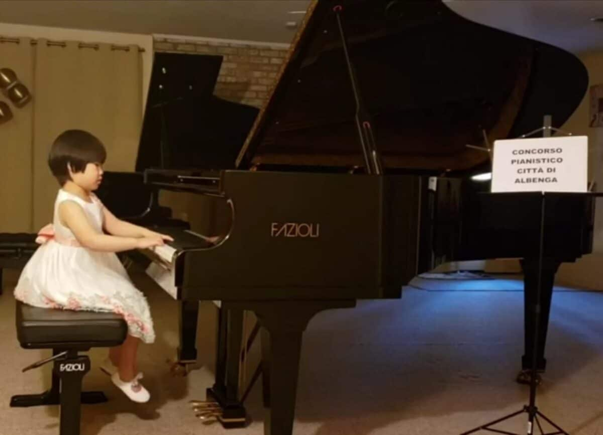 Rachel Chan categoria Pulcini