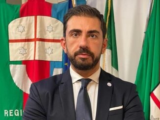 Regione Liguria - presidente Gianmarco Medusei